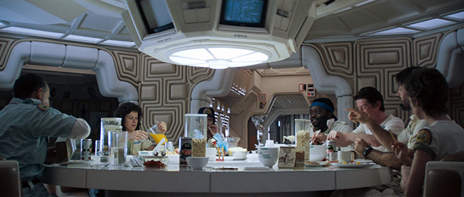 Crew-Dinner