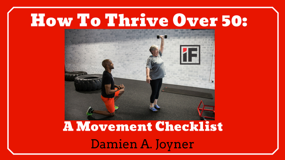 How To Thrive Over 50: A Movement Checklist