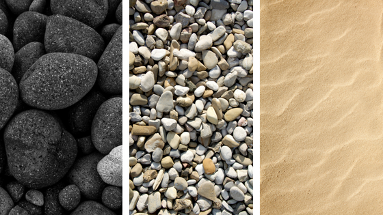 The Rocks, Pebbles & Sand of Movement