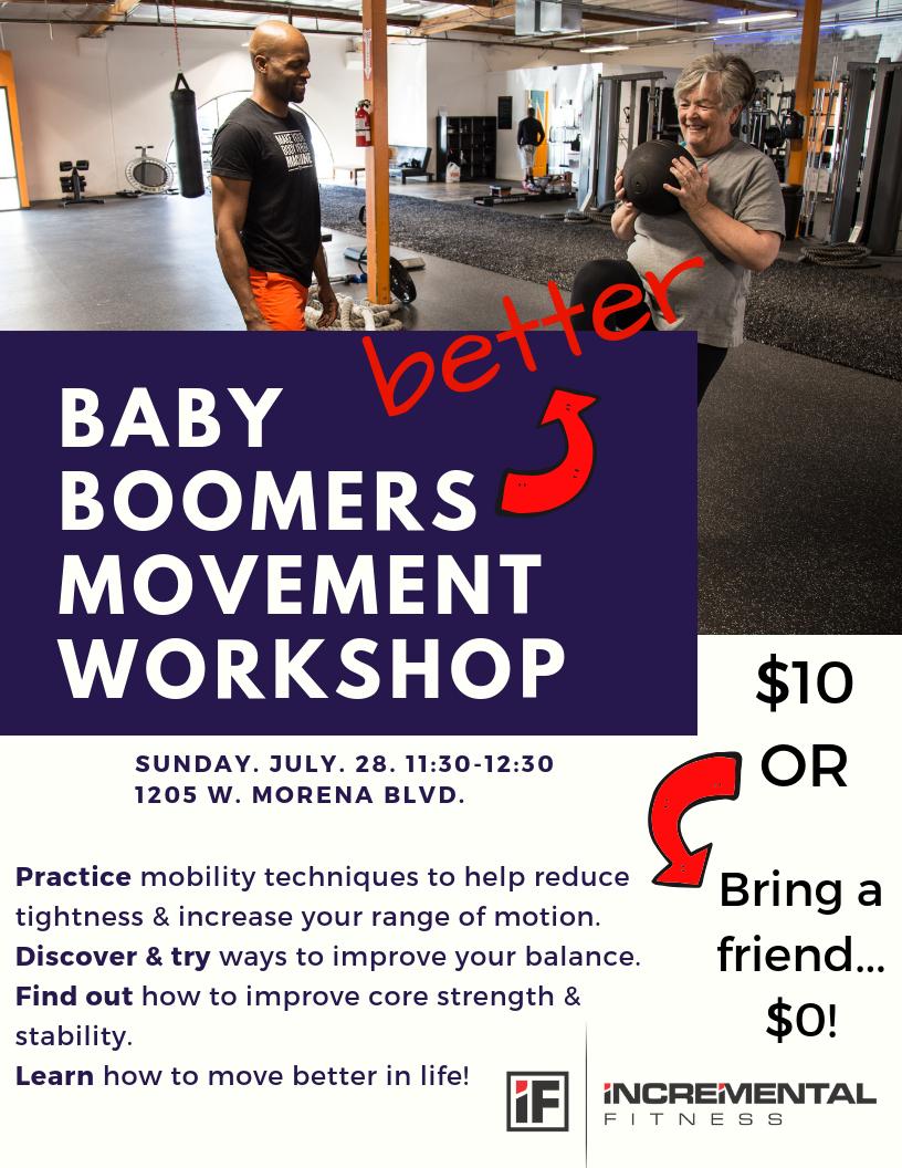 Better Movement Flyer